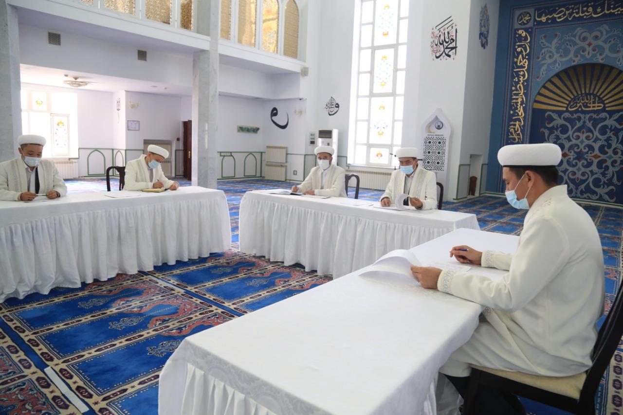 Жаңа тағайындалған имамдарға тапсырма берілді
