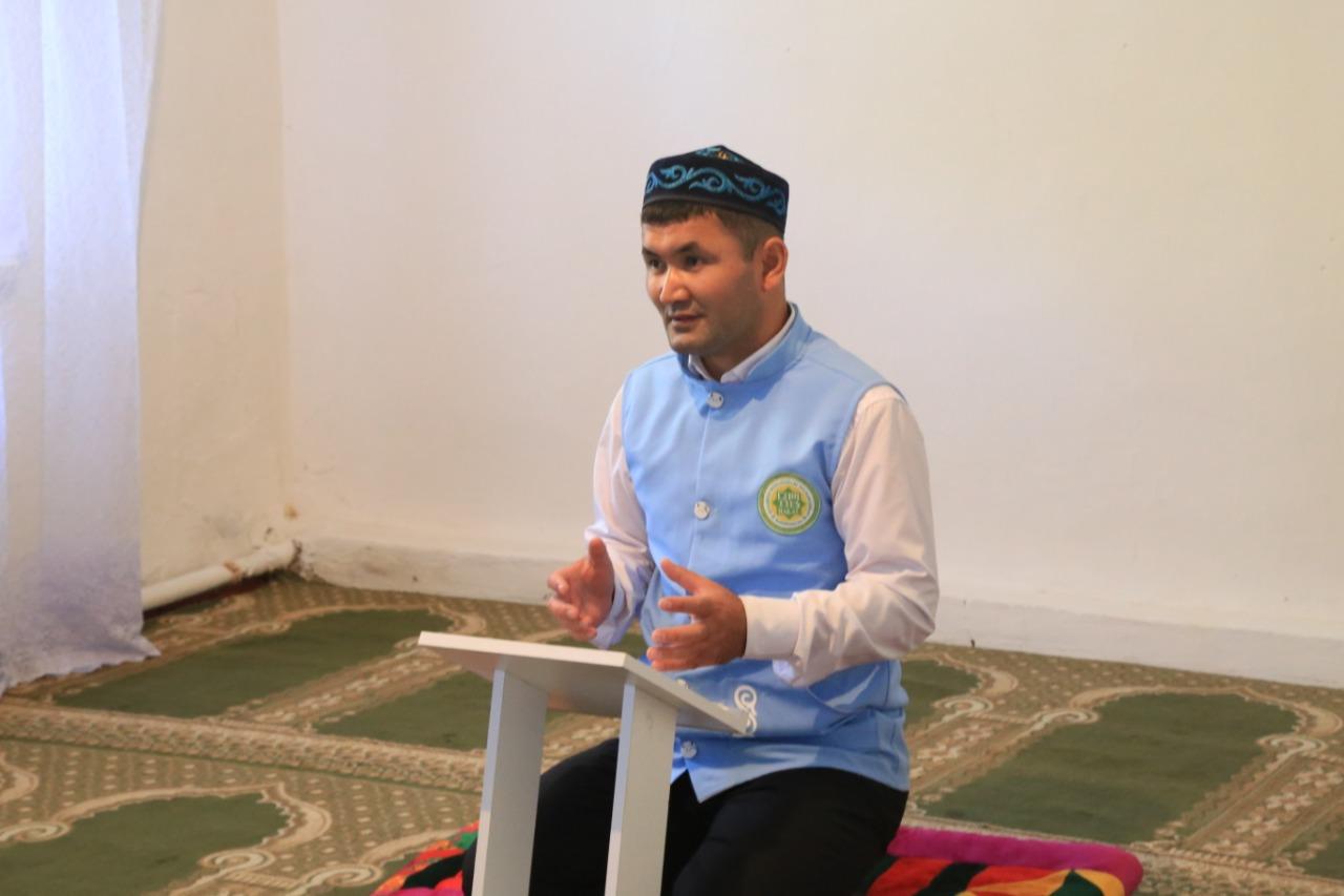 «Халал Даму» өкілі Ырғызда семинар өткізді 111