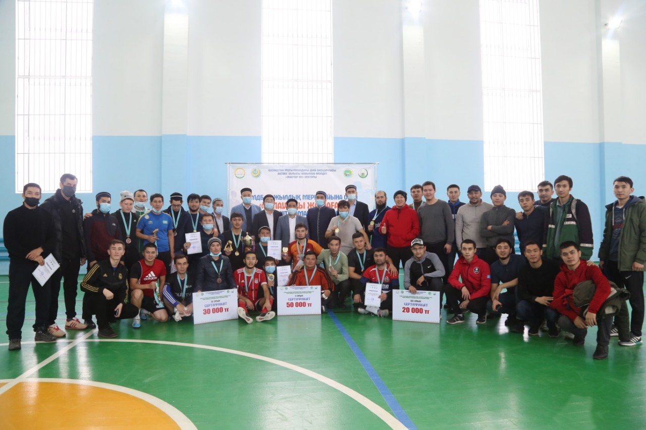 ҚМДБ 30 жыл: «Салауатты жамағат» атты турнир өтті