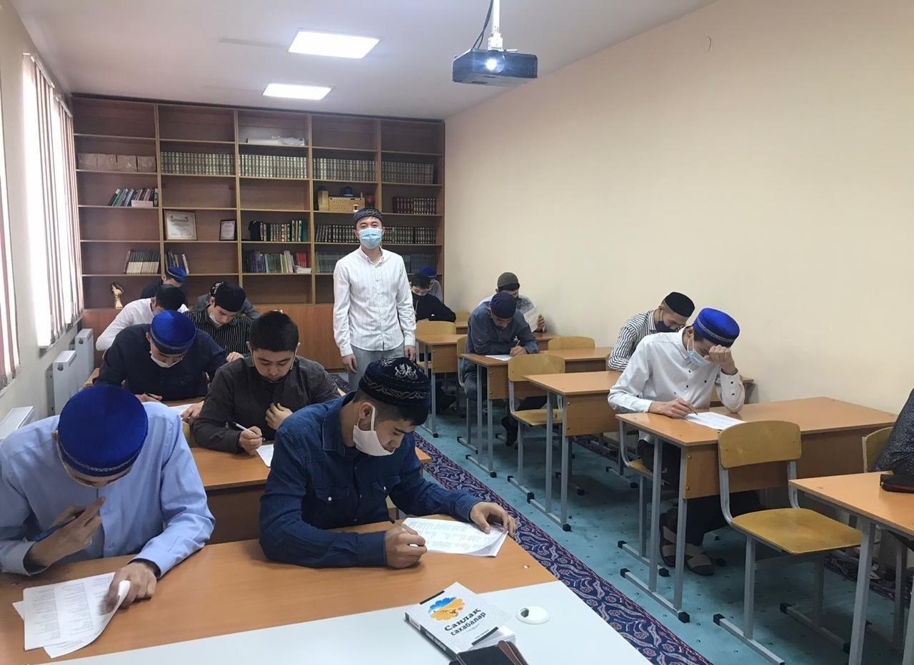 Қарағанды: Діни сауат ашу курсы жылды қорытындылады