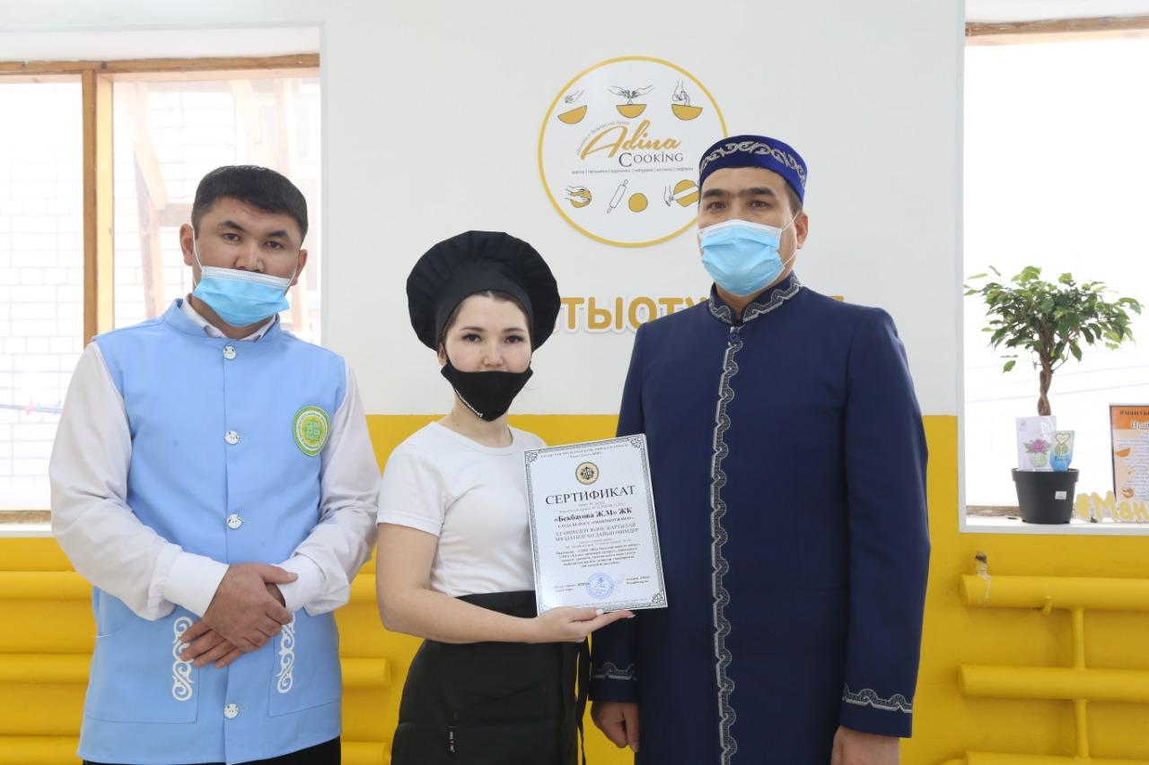 Ақтөбе: «МантыОтЖанат» кәсіпорыны халал сертификатын алды