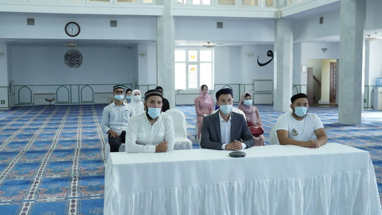 ҚМДБ Ақтөбе облысы өкілдігі жастар күніне арналған онлайн семинарға қатысты