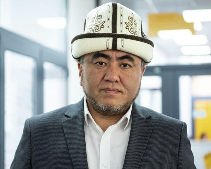 Қырғызстан мүфтиі көңіл айту жеделхатын жолдады