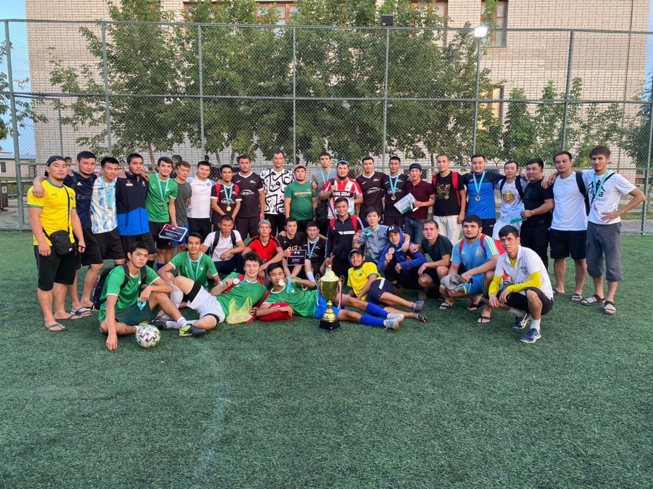 NurGasyrCUP қайырымдылық турнирінің үшінші кезеңі ұйымдастырылды